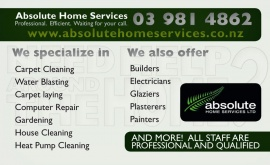 Absolute Home Services Pvt. Ltd, North New Brighton